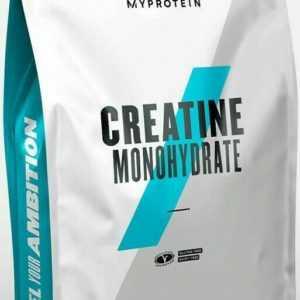 MYPROTEIN Creatin Kreatin Monohydrat Pulver Creatine 1kg 500g My Protein Beutel