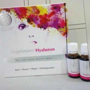 DR.Niedermaier Regulatpro Hyaluron 22X20ml= 440ml neu(ink.2 Gratiszugaben)