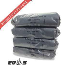 60Liter 3x20Liter Premium Pflanzenkohle, Biochar , Bio-zertifiziert, Terra Preta