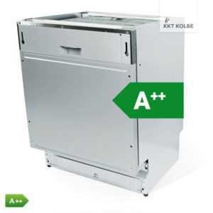 Geschirrspüler Einbau Spülmaschine vollintegriert 60cm 6 Programme A++ K; EEK A+