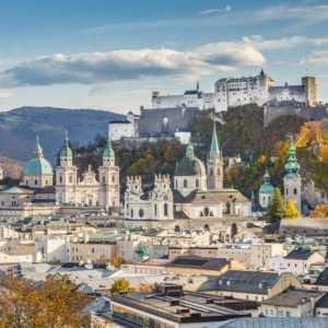 Salzburg - Kurzurlaub für 2 Personen nach Österreich inkl. Hotel