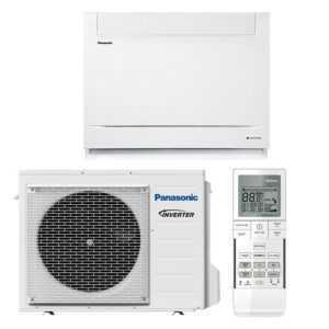 Panasonic Truhen/Standgerät 3,5 kW Split Klimaanlage Inverter Plus A++/A++ R32