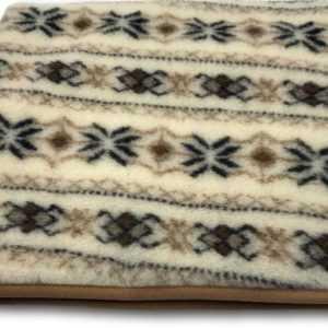 """Wolldecke """"Norwegen"""" Tagesdecke Wohndecke Überwurf Decke alle Größen 100% Wolle"""