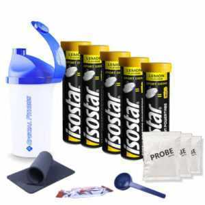 37,50€/kg Isostar Powertabs Brause Tabletten Mineralien 5er Pack + BONUS