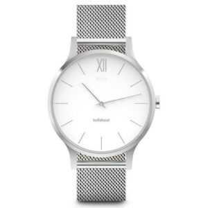 Bellabeat Time hybride Smart Watch Wellness Activity Tracker für Frauen - Silber