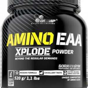 Olimp Amino EAA Xplode Powder 520g  EAA BCAA Aminosäuren L-Glutamine L-Alanine