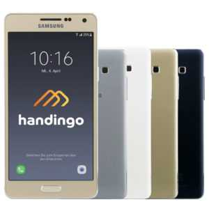 Samsung Galaxy A5 A500F LTE Smartphone Schwarz Weiss Silber Ohne Simlock WOW
