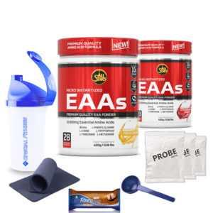 64,75€/kg All Stars EAAs Pulver Aminosäuren EAA s BCAA 400g Dose + Bonus