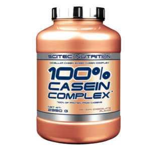 (EUR 18,03/kg) Scitec Nutrition - 100% Casein Complex, 2350g - Protein, Eiweiß -
