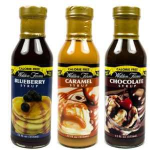17,74€/L Walden Farms Syrup (Sirup Kalorien frei) ( 3er Pack (3x355ml) )