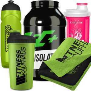 Zec+ Whey Isolat 1000g Dose Protein Pulver Eiweiß Muskelaufbau + Bonus NEU OVP