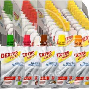 Dextro Energy Liquid Gel 18x 60ml (26,84€/L) Box !ALLE SORTEN !NEU Classic