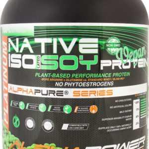 2kg Soja Isolat Granulat Eiweiss Protein Pulver laktosefrei vegan Isolat + BONUS