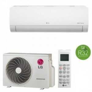 LG Split Klimaanlage STANDARD PLUS INVERTER 5,0 kW A++/A+ R32 WIFI; EEK A++
