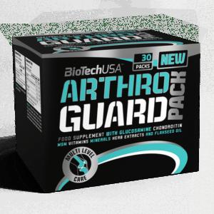 BioTechUSA Arthro Guard Pack 208g Glucosamin MSM Chondroitin Zink Mangan Selen