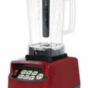 Omniblend V JTC TM-800 Mixer Standmixer Blender grüne Smoothie Maker 2L BPA frei