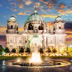 5 Tage Berlin im HOLI-Berlin Hotel 2P + Schlemmerbuffet, Parkplatz, WLAN + Kind