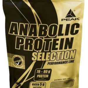 Peak Anabolic Protein Selection 1000g 1 kg Beutel Whey Eiweiß Fusion ALLE SORTEN