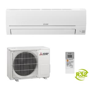Mitsubishi HR-50VF (MSZ-DM50) 5 kW Klimaanlage Inverter Klimagerät Wärmepumpe; EEK A++