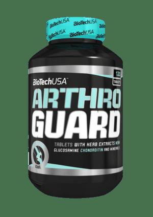 BioTechUSA Arthro Guard 120 Tabl. MSM Glucosamin Chondroitin Collagen Mangan