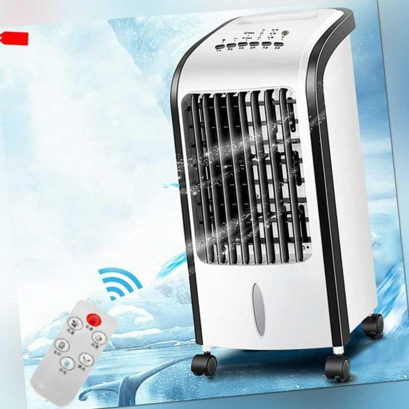 Lokales Klimagerät Mobile Klimaanlage Luftkühler Befeuchter Ventilator 70W 220V
