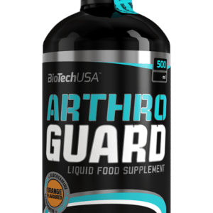 BioTechUSA Arthro Guard Liquid 500ml Orange Glucosamin Chondroitin Collagen MSM