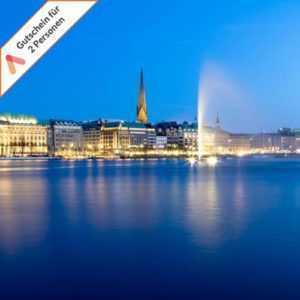 Kurzreise Hamburg 3 Tage im Amedia Hotel für 2 Personen Hotelgutschein Animod