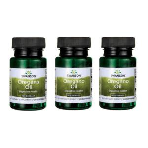 (1paket/10€) Swanson Oregano Oil 3x120 Kapseln zerstöre Bakterien 100% ★DHL★
