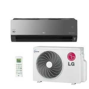 LG Artcool Mirror Split Klimaanlage 3,5 kW A++/A+ WiFi R32; EEK A++