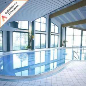 Kurzreise Thüringer Wald 3 Tage im Sporthotel mit Wellness 2 Personen Gutschein