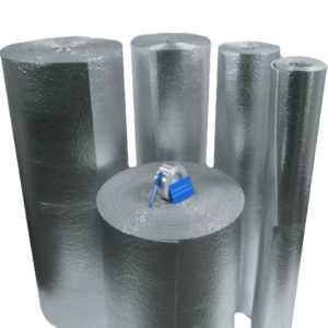 Nasatech Ssr Reflektierend Schaum Kern Isolierung Set Rolle Größe 122cmx50'