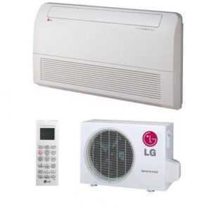 LG CV12 3,3 kW Klimaanlage Inverter Klimagerät Wärmepumpe; EEK A++
