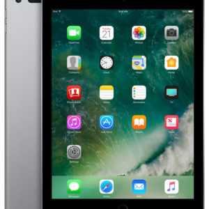 Apple iPad 5. Gen. 2017 128GB WLAN + Cellular 4G Entsperrt 9,7 Zoll Wie Neu