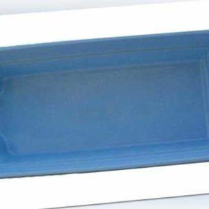 GFK Schwimmbecken Swimmingpool Rechteck 3,20x7,90x1,55m Komplettset Fertigbecken