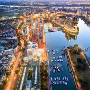 Kurzurlaub in Düsseldorf für 2 Pers. direkt am HBF inkl. TOP Hotel