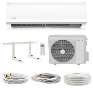 Noxa Happy 35AWM-1A 3,5 kW Klimaanlage Klimagerät + Quick Connect 6 Meter; EEK A+