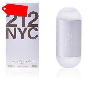 Carolina Herrera - 212 NYC FOR HER eau de toilette spray 60 ml ab 59.96 (75.50) Euro im Angebot