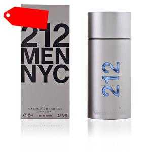 Carolina Herrera - 212 NYC MEN eau de toilette spray 100 ml ab 62.99 (85.00) Euro im Angebot