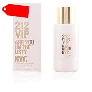 Carolina Herrera - 212 VIP body lotion 200 ml ab 26.15 (37.50) Euro im Angebot