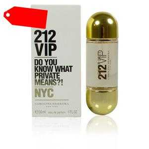 Carolina Herrera - 212 VIP eau de parfum spray 30 ml ab 30.99 (48.50) Euro im Angebot