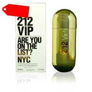 Carolina Herrera - 212 VIP eau de parfum spray 80 ml ab 67.35 (99.00) Euro im Angebot