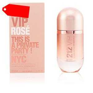 Carolina Herrera - 212 VIP ROSÉ eau de parfum spray 50 ml ab 51.55 (75.50) Euro im Angebot