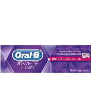 Oral-b - 3D WHITE LUXE pasta dentífrica brillo saludable 75 ml ab 5.43 (0.00) Euro im Angebot