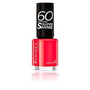Rimmel London - 60 SECONDS super shine #430-coralicious ab 4.22 (0.00) Euro im Angebot