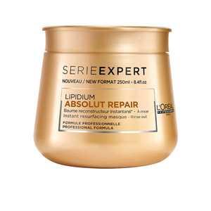 L'Oréal Professionnel - ABSOLUT REPAIR LIPIDIUM masque 250 ml ab 12.32 (27.25) Euro im Angebot