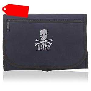 The Bluebeards Revenge - ACCESSORIES blue washbag with logo 1 pz ab 17.90 (21.05) Euro im Angebot