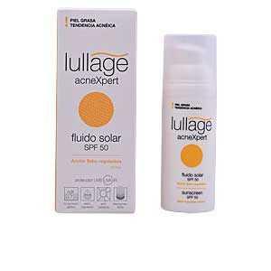Lullage - ACNEXPERT fluido solar SPF50 50 ml ab 18.59 (25.00) Euro im Angebot