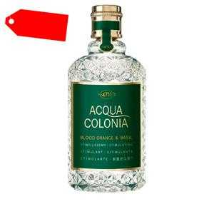 4711 - ACQUA COLONIA Blood Orange & Basil eau de cologne splash & spray 170 ml ab 25.18 (48.00) Euro im Angebot