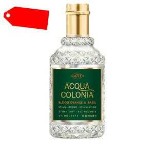 4711 - ACQUA COLONIA Blood Orange & Basil eau de cologne splash & spray 50 ml ab 14.06 (25.00) Euro im Angebot