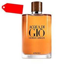 Giorgio Armani - ACQUA DI GIÒ ABSOLU limited edition eau de parfum spray 200 ml ab 73.85 (108.80) Euro im Angebot